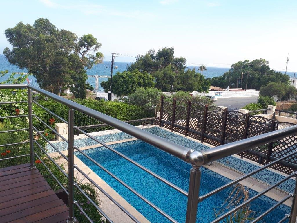 3 Bedroom Detached House For Rent In Amathounta Amathus Agios Tychonas
