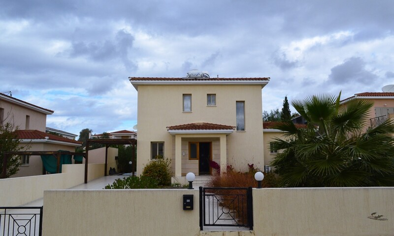 houses for lease 3 bedroom detached house for in chloraka paphos 11439