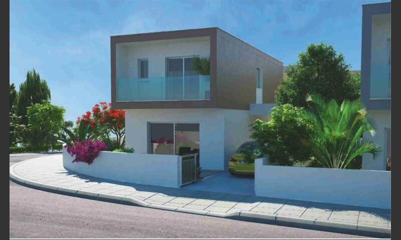 3 Bedroom Detached House For Sale In Universal Kato Paphos Paphos