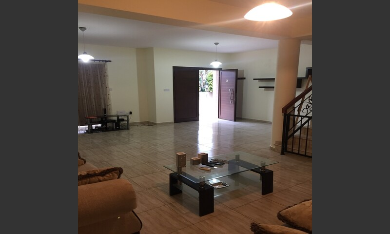 House For Rent 4 Bedroom: 4 Bedroom Detached House For Rent In Kato Polemidia