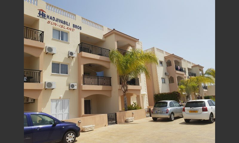 1 Bedroom Flat For Sale In Universal Kato Paphos Paphos
