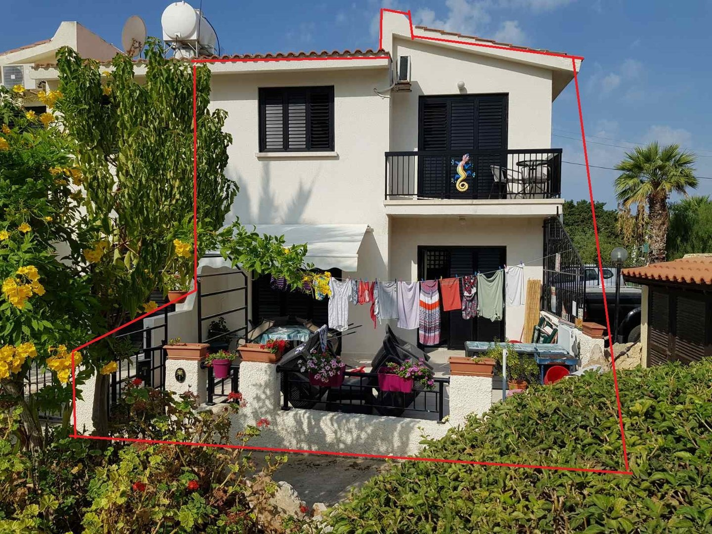 3 bedroom Townhouse For Sale in Kato Paphos, Paphos: 20159 ...